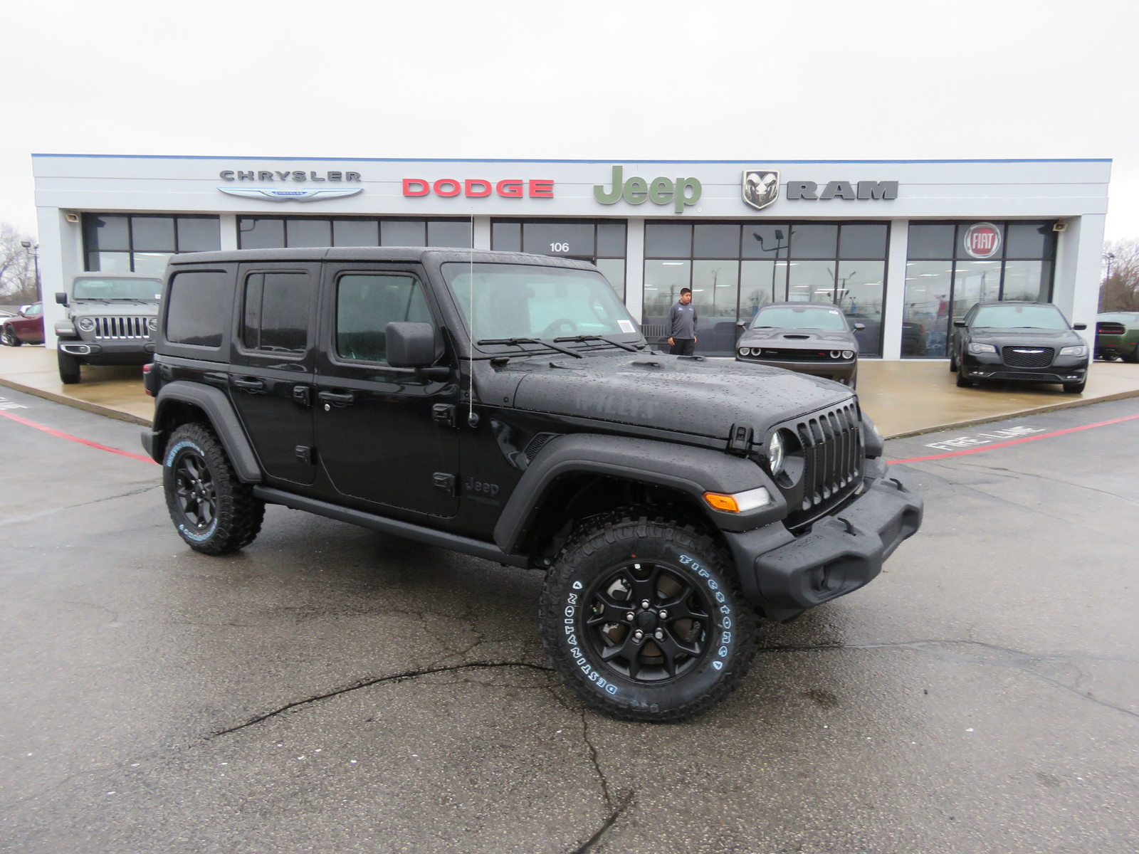 New 2020 JEEP Wrangler Unlimited Unlimited