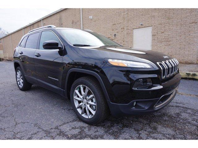 New 2018 JEEP Cherokee Limited
