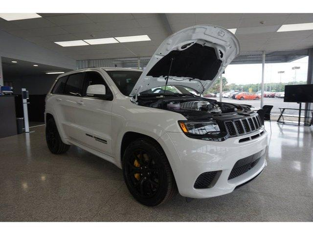 2018 Jeep Grand Cherokee >> New 2018 Jeep Grand Cherokee Trackhawk 4x4
