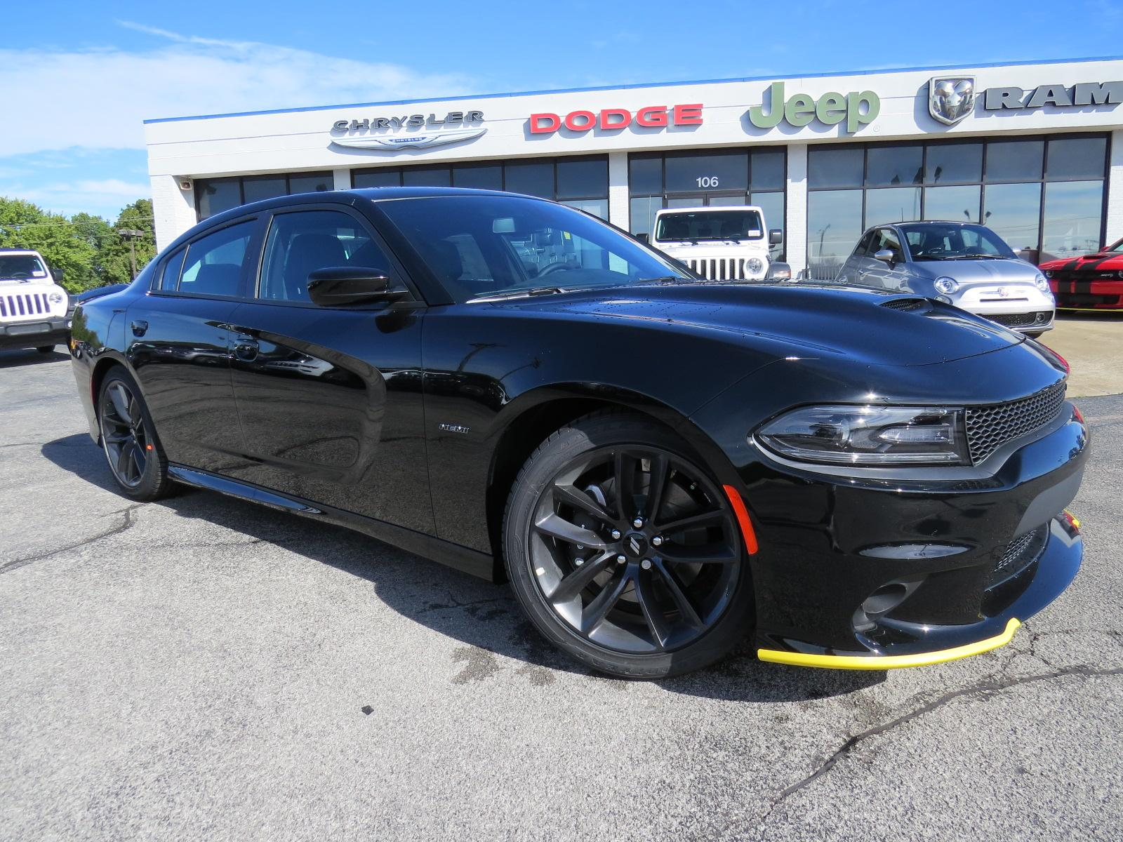 New 2019 Dodge Charger R T 4d Sedan For Sale H520130 Columbia