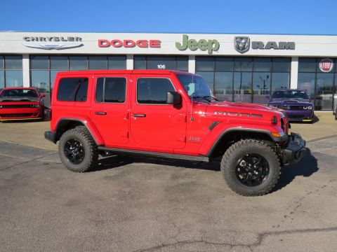 New 2019 JEEP Wrangler Unlimited Unlimited