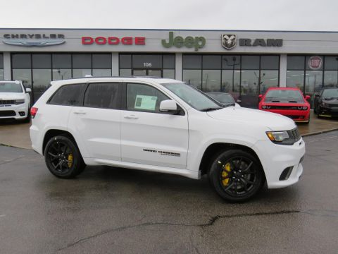 New 2019 JEEP Grand Cherokee Trackhawk