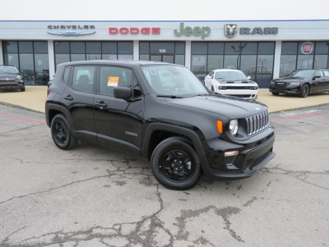 Certified Pre-Owned 2019 Jeep Renegade Sport